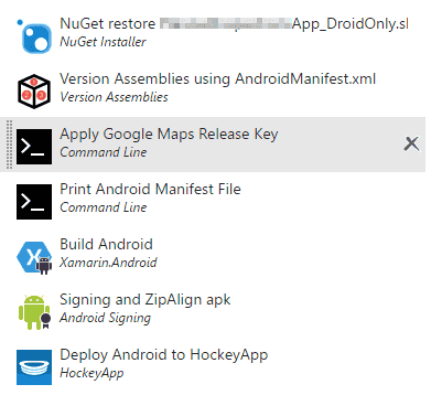 Building and Deploying apps using VSTS and HockeyApp - Part